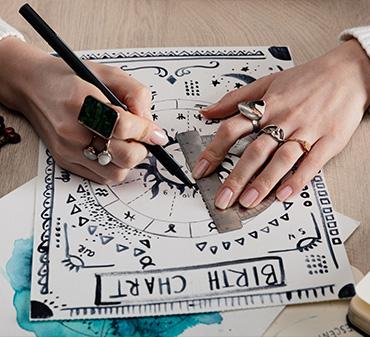 Consulter un astrologue